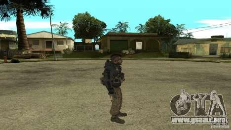 Soap para GTA San Andreas tercera pantalla