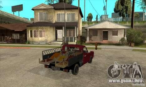 Anadol Pickup para la visión correcta GTA San Andreas
