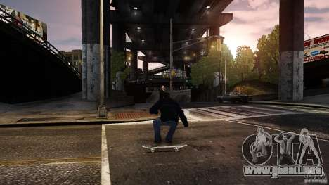 Tabla # 3 para GTA 4 left