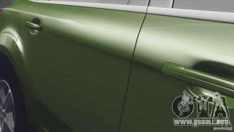 Ford Focus sedan para GTA San Andreas