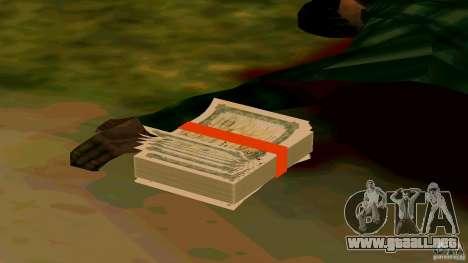 Acciones de MMM v2 para GTA San Andreas segunda pantalla