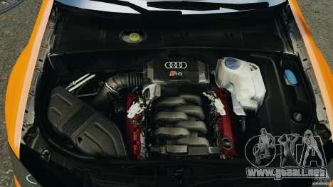 Audi RS4 EmreAKIN Edition para GTA 4 vista lateral