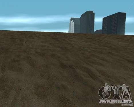 Nuevas texturas VC GTA United para GTA San Andreas quinta pantalla