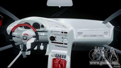 BMW E36 Alpina B8 para GTA 4 visión correcta