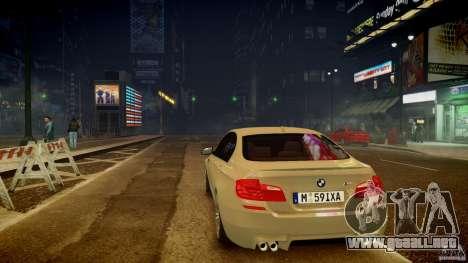 ENBSeries specially for Skrilex para GTA 4 octavo de pantalla