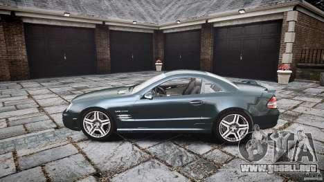Mercedes Benz SL65 AMG V1.1 para GTA 4 left