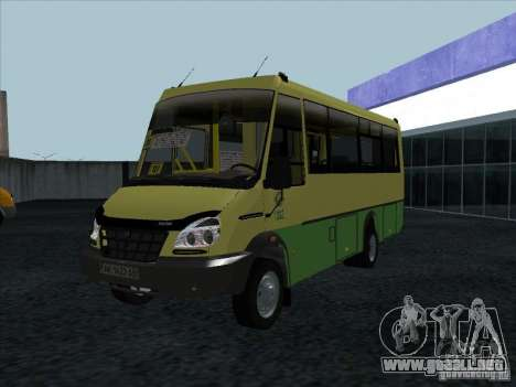 Golaz 3207 para GTA San Andreas