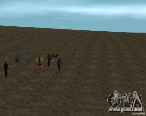 Nuevas texturas VC GTA United para GTA San Andreas sexta pantalla