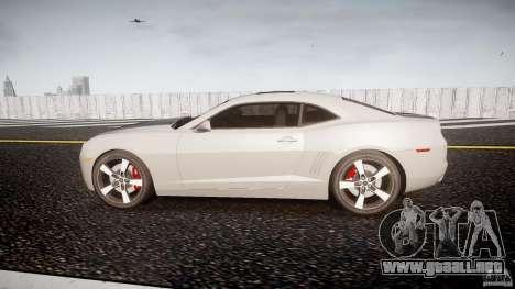 Chevrolet Camaro para GTA 4 left