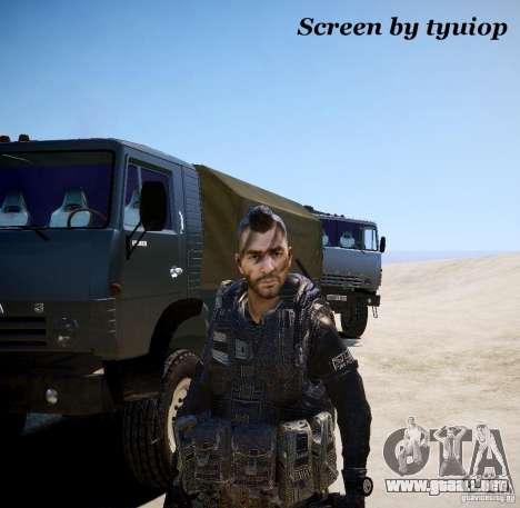 Modern Warfare 2 Soap para GTA 4