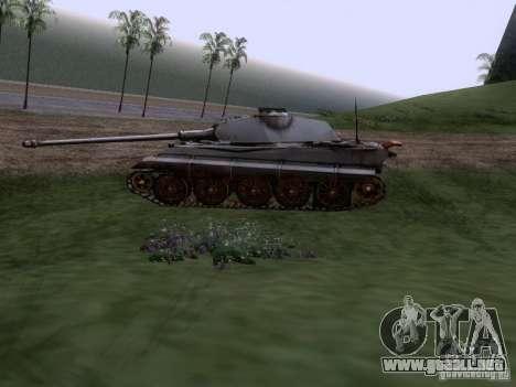 PZ VII Tigre II tigre real VIB para GTA San Andreas left