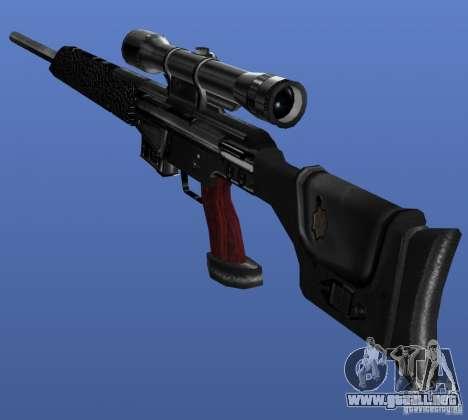 Weapons Retex para GTA 4