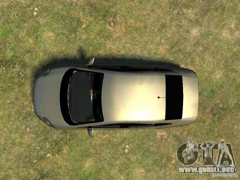 Fiat Linea para GTA 4 visión correcta