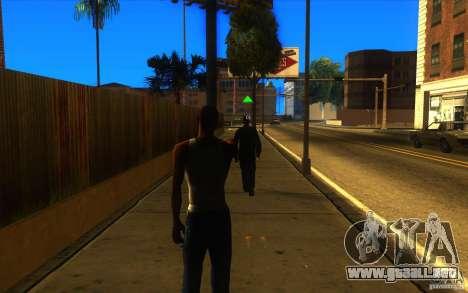 Gran vista para GTA San Andreas tercera pantalla