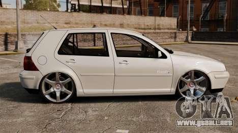 Volkswagen Golf Flash Edit para GTA 4 left