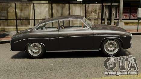 Syrena Coupe V8 para GTA 4 left