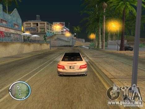 NEW GTA IV HUD 3 para GTA San Andreas sucesivamente de pantalla