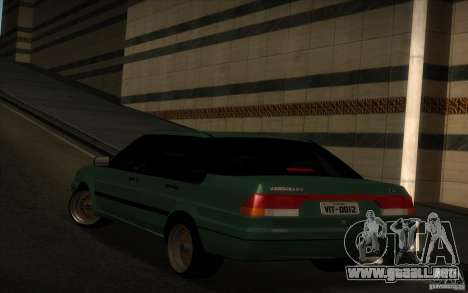 Ford Versailles 1992 para GTA San Andreas left