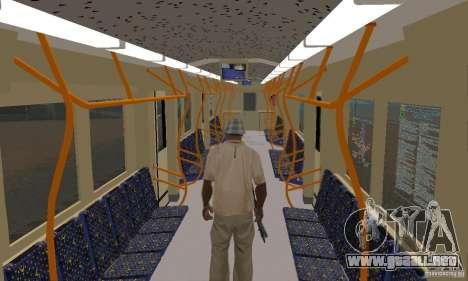 Metro 81-7021 para la visión correcta GTA San Andreas