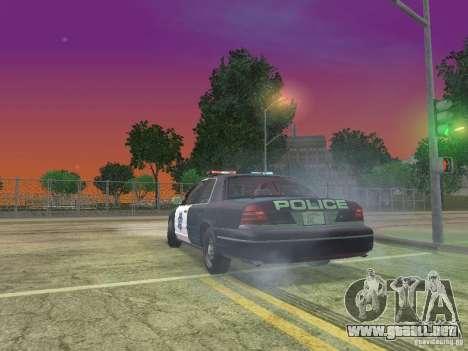 LowEND PCs ENB Config para GTA San Andreas segunda pantalla