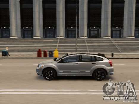 Dodge Caliber para GTA 4 vista interior