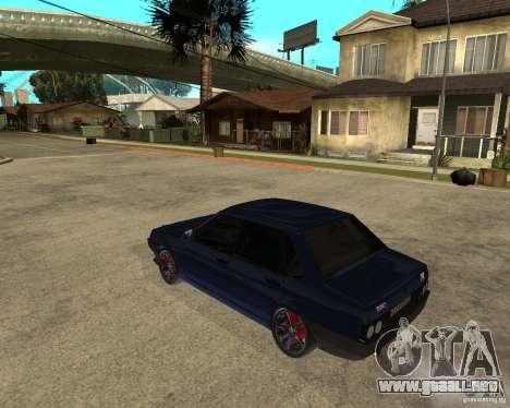 Vaz 21099 sintonía por Danil para GTA San Andreas left