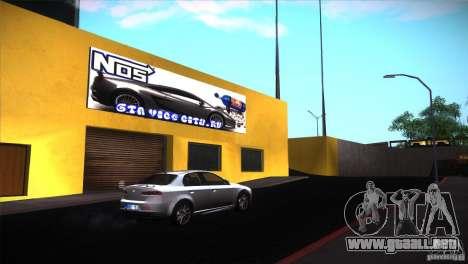 San Fierro Upgrade para GTA San Andreas séptima pantalla