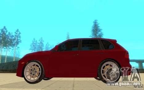 Wheel Mod Paket para GTA San Andreas octavo de pantalla