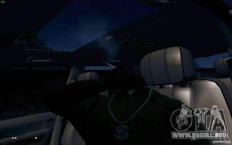 Cigarrillo realista para GTA San Andreas sexta pantalla
