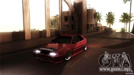 Volkswagen Corrado VAG para la visión correcta GTA San Andreas