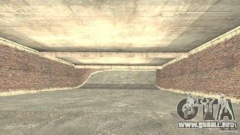 San Fierro Police Station 1.0 para GTA San Andreas tercera pantalla
