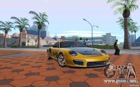 Advanced Graphic Mod 1.0 para GTA San Andreas tercera pantalla