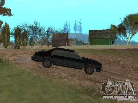 Romano es taxi de GTA 4 para GTA San Andreas left