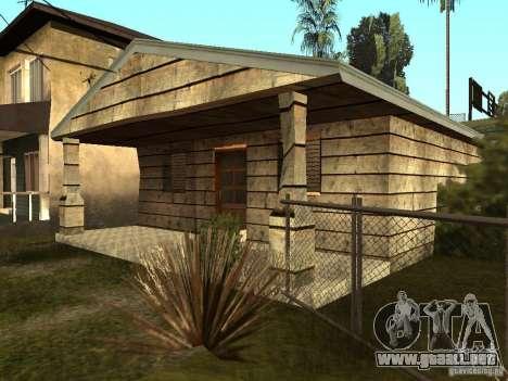 Casas Retekstur en la calle de surco para GTA San Andreas