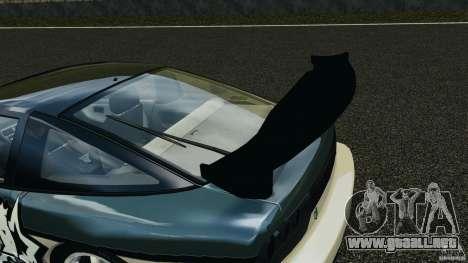 Nissan 240SX Time Attack para GTA motor 4