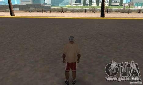 Nike Shoes para GTA San Andreas tercera pantalla