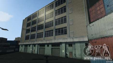 Tokyo Docks Drift para GTA 4 décima de pantalla