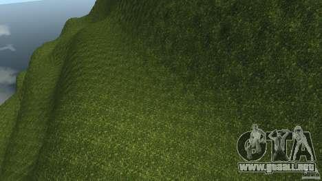 Crash Test Mountain para GTA 4 adelante de pantalla