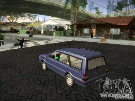 Daewoo FSO Polonez Kombi 1.6 2000 para GTA San Andreas left