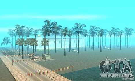 Island of Dreams V1 para GTA San Andreas