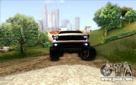 Ford F-150 Carryer Metal Mulisha para visión interna GTA San Andreas