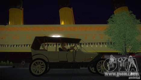 Russo-Balt con 2440 para la visión correcta GTA San Andreas