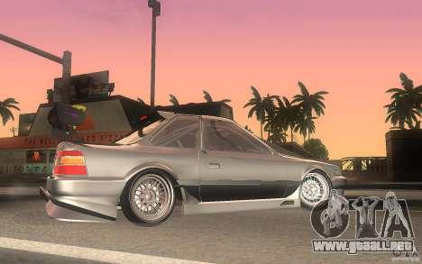 Toyota Soarer GZ20 para GTA San Andreas left