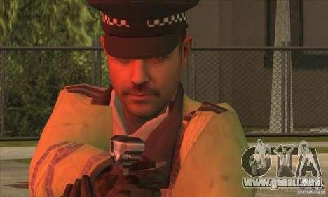 Una nueva policía para GTA San Andreas segunda pantalla