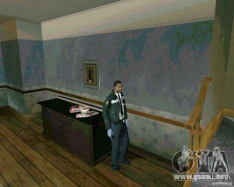 New Medic para GTA San Andreas segunda pantalla