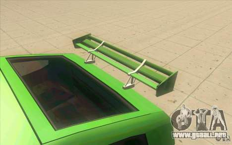 Mad Drivers New Tuning Parts para GTA San Andreas