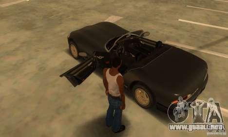 New Banshee [HD] para visión interna GTA San Andreas
