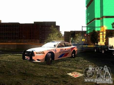 Dodge Charger 2011 Toronto Police para GTA San Andreas