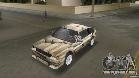 Blista rock stone stock para GTA Vice City