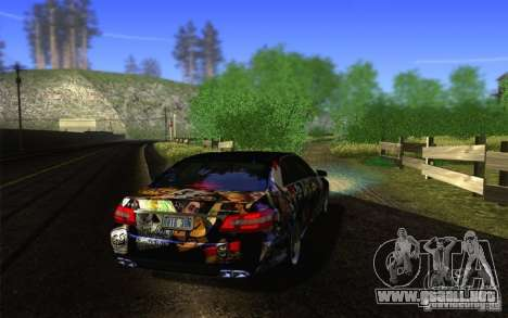 Awesome HD Graphic ENB Setts para GTA San Andreas segunda pantalla